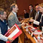 entrega de galardones de la Cambra de Comerç de Girona